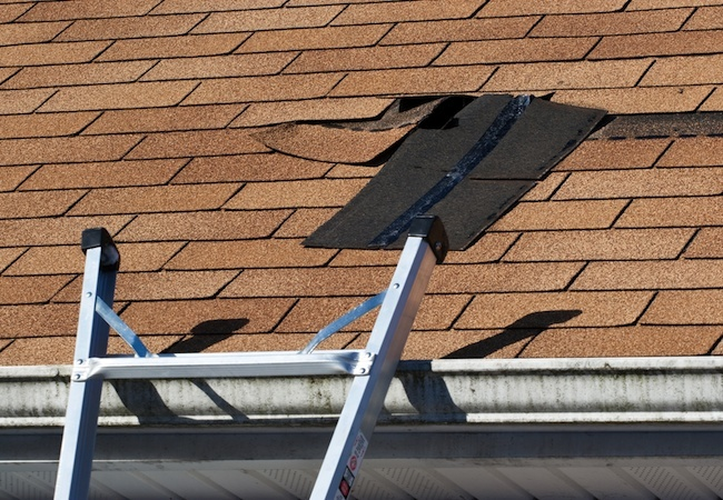How to Locate and Fix a Leaky Roof