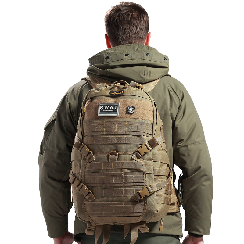 The Benefits of a Tactical Backpack
